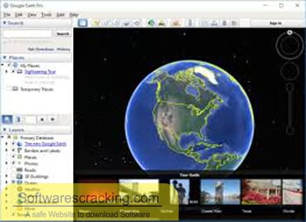 Google Earth Pro 7.3.3.7692 offline intaller free download