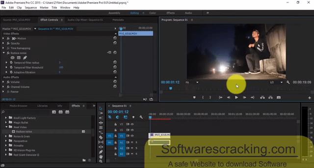 Neat Video Pro for Premiere Pro v3.5.0