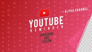 Youtube subscribe like follow reminder download latest version