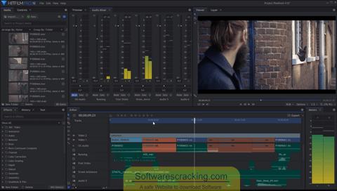 HitFilm Pro 2019 Free download latest version