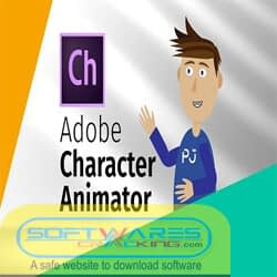 Adobe Character Animator CC v3.5 Crack Download macOS