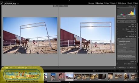 Adobe Photoshop Lightroom 4.1 Crack Download