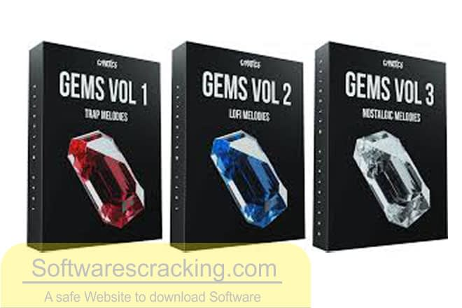 Cymatics Gems Melody free download
