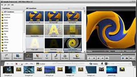 AVS Video Editor screen shot