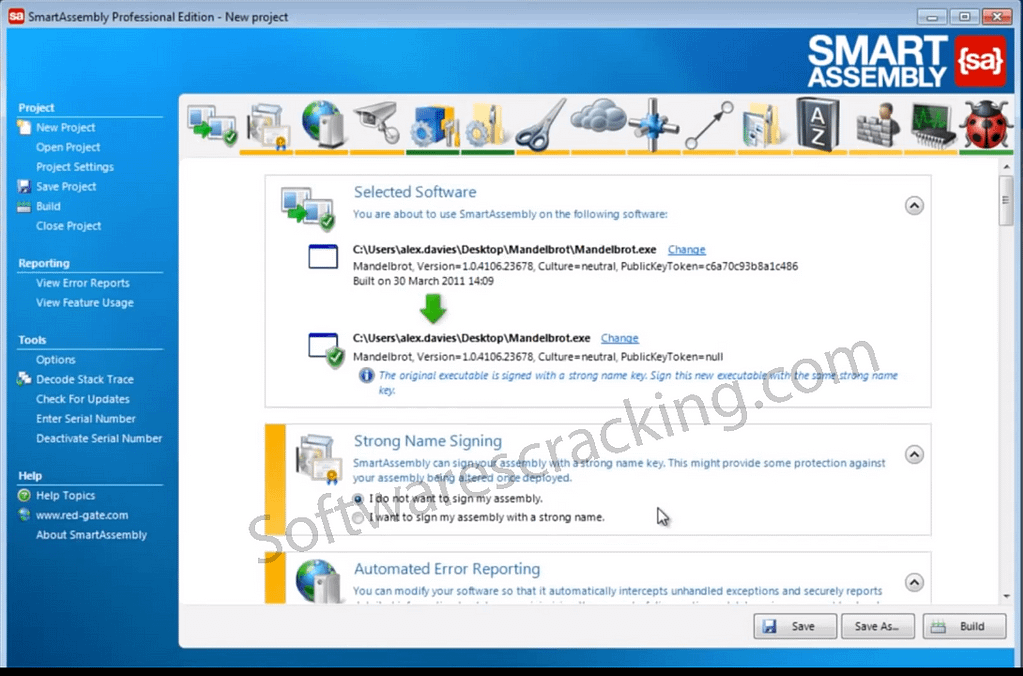 Red Gate SmartAssembly Professional Free download latest version