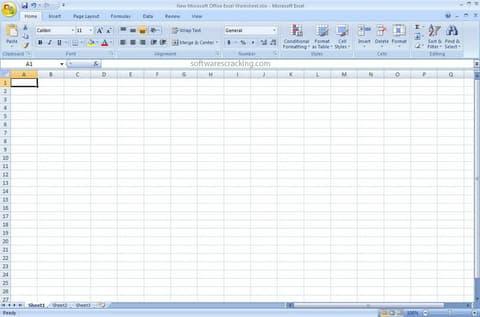 excel sheet screenshot