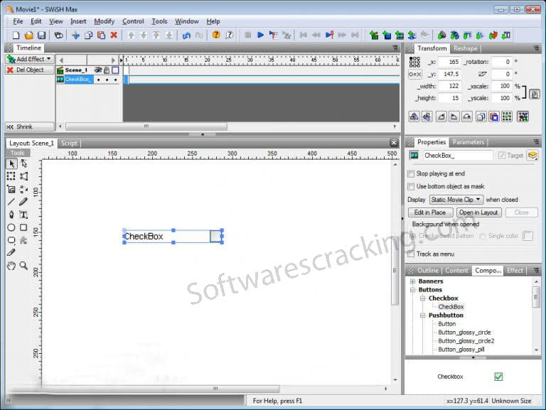 SwishMax 2.01 Complete Suite With Templates Free download latest version