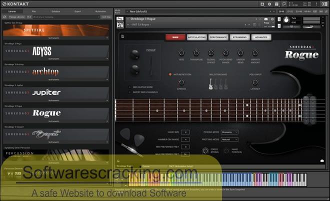 Impact Soundworks – Shreddage & Shreddage X (KONTAKT) direct link download crack