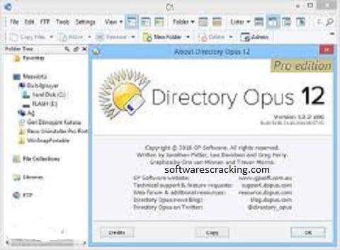 Directory Opus Pro 12
