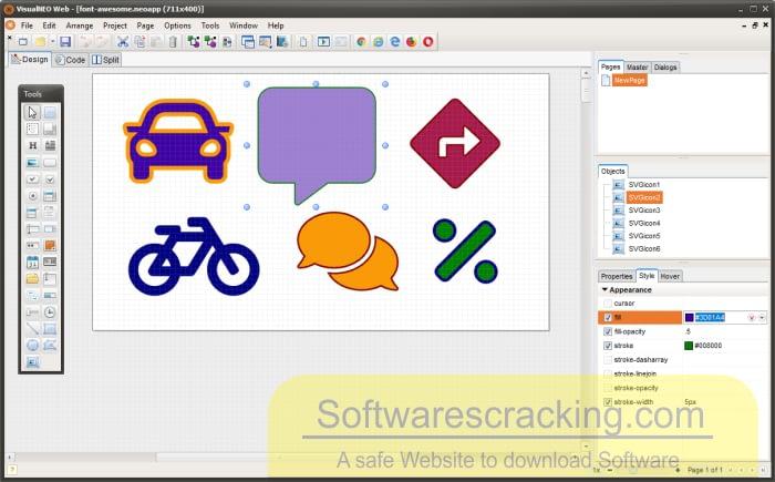 VisualNEO Web 19.6 download latest version crack